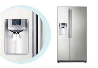 Instalación de refrigeradores side bay side
